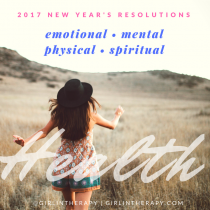 2017 new years resolutions - girlintherapy