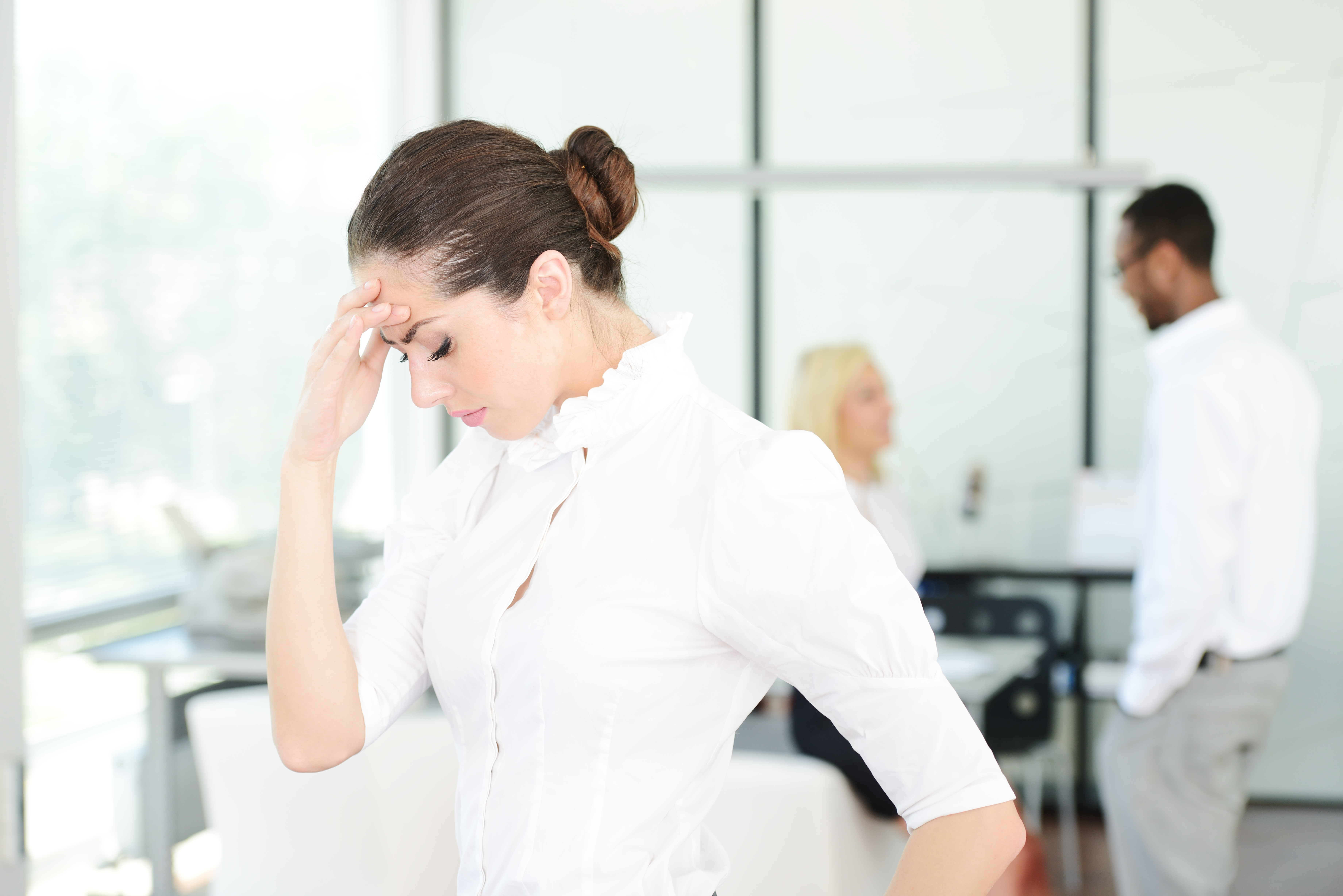 feeling unhappy at work language of letting go - girlintherapy