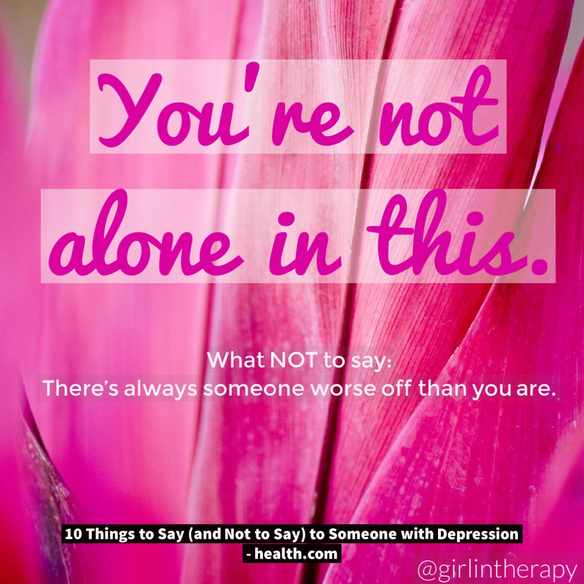 How to help someone in Depression - You're not alone in this