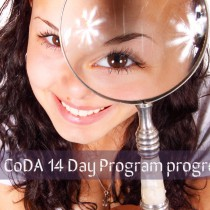 Coda 14 Day program progress