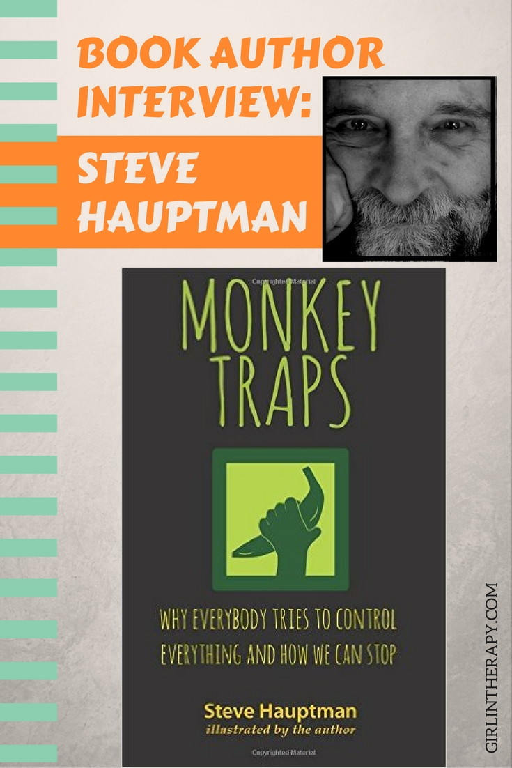Interview with author Steve Hauptman